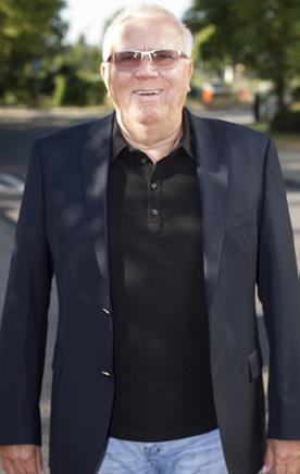 Geschäftsführer Egbert Röwer